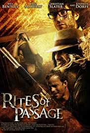 Rites of Passage (2012) Poster - Movie Forum, Cast, Reviews