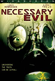 Necessary Evil (2008) Poster - Movie Forum, Cast, Reviews