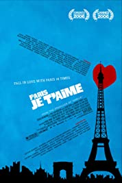 Paris,je t'aime poster