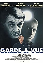 Garde à vue (1981) Poster - Movie Forum, Cast, Reviews
