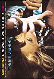 Madonna: Drowned World Tour 2001 Poster