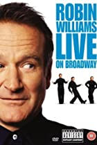 Image of Robin Williams Live on Broadway