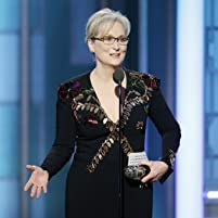 Meryl Streep at an event for The 74th Golden Globe Awards (2017)