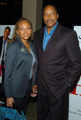 Dave Winfield at an event for Hitch (2005)