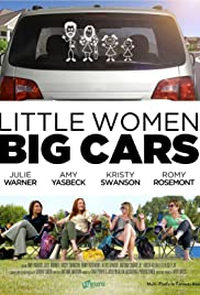 Little Women, Big Cars Poster