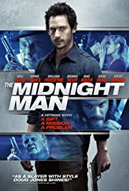 The Midnight Man (2016) Poster - Movie Forum, Cast, Reviews