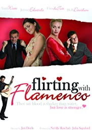 Flirting with Flamenco Poster