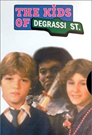 The Kids of Degrassi Street Poster