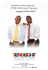 Ten9Eight: Shoot for the Moon Poster