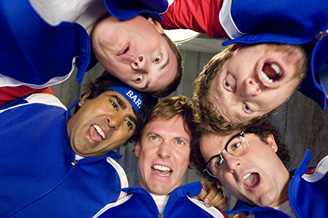 Jay Chandrasekhar, Kevin Heffernan, Steve Lemme, Paul Soter, and Erik Stolhanske in Beerfest (2006)