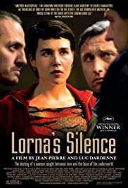 The Silence of Lorna Poster