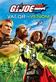 G.I. Joe: Valor vs. Venom Poster