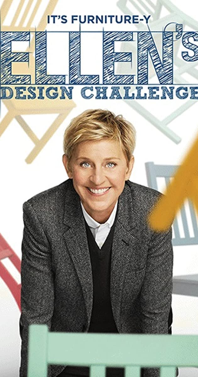 Ellens Design Challenge TV Series 2015