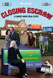 Closing Escrow Poster