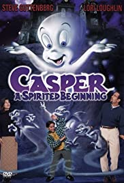 Casper: A Spirited Beginning (1997) Poster - Movie Forum, Cast, Reviews