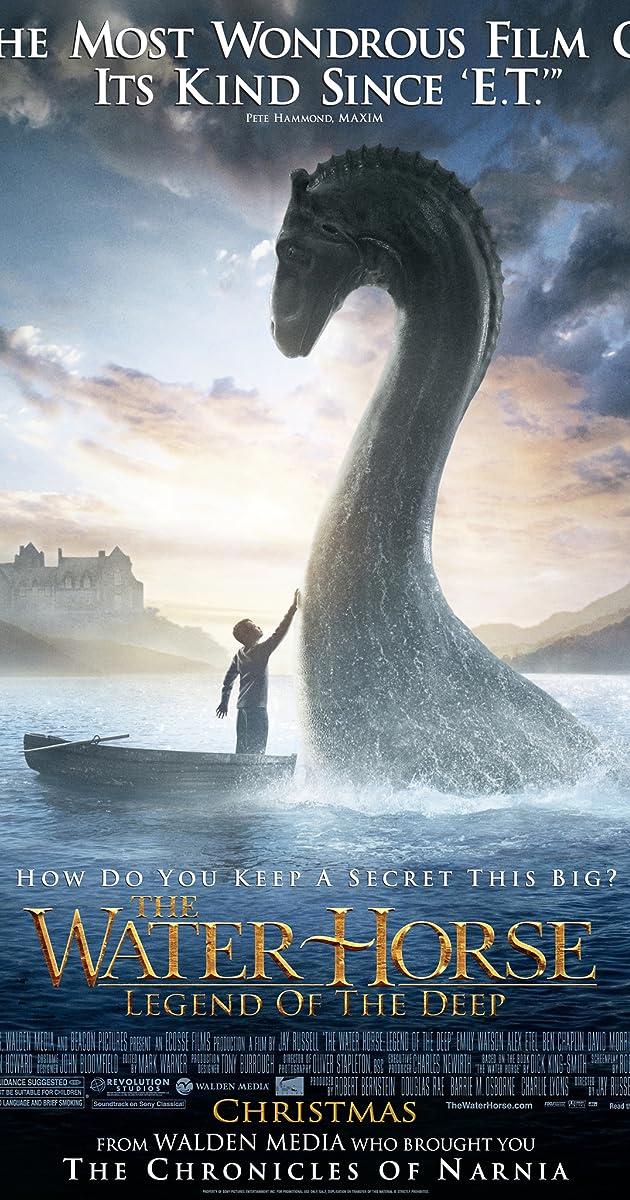 Mano Monstriukas Ir Aš / The Water Horse (2007) Online