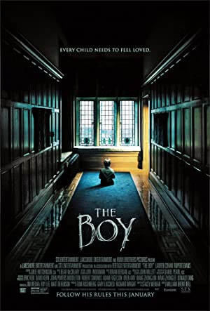 The Boy (2016) Download on Vidmate
