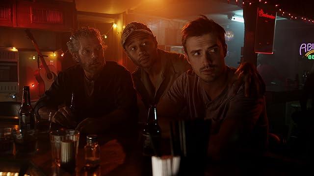 Stephen Lang, Corbin Bleu, and C.J. Thomason in The Monkey's Paw (2013)