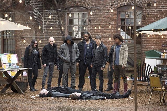 Joseph Morgan, Charles Michael Davis, and Eka Darville in The Originals (2013)
