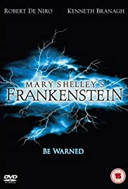 Frankenstein de Mary Shelley Poster