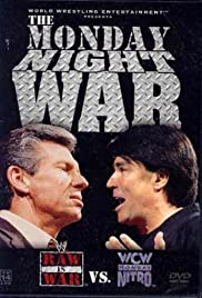 The Monday Night War: WWE Raw vs. WCW Nitro Poster