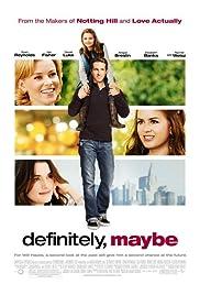 Watch Movie Definitely, Maybe (2008)