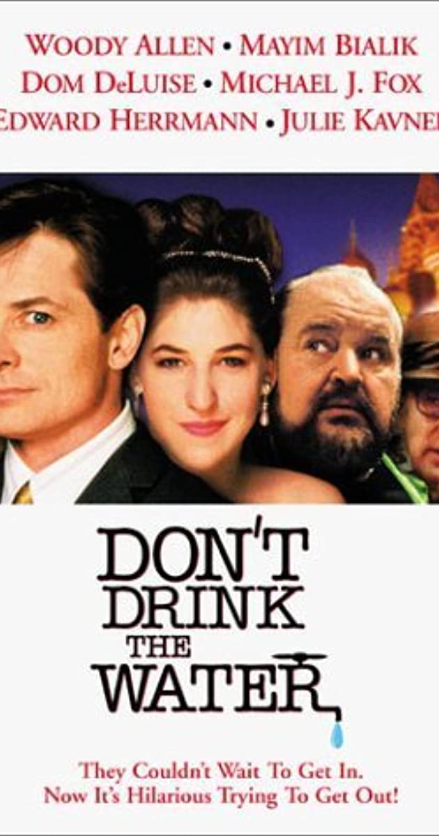 Don T Drink The Water Imdb