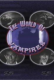 El mundo de los vampiros Poster