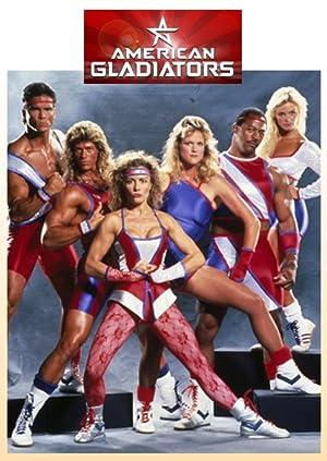 Poster American Gladiators