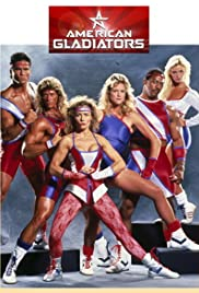 American Gladiators Poster - TV Show Forum, Cast, Reviews
