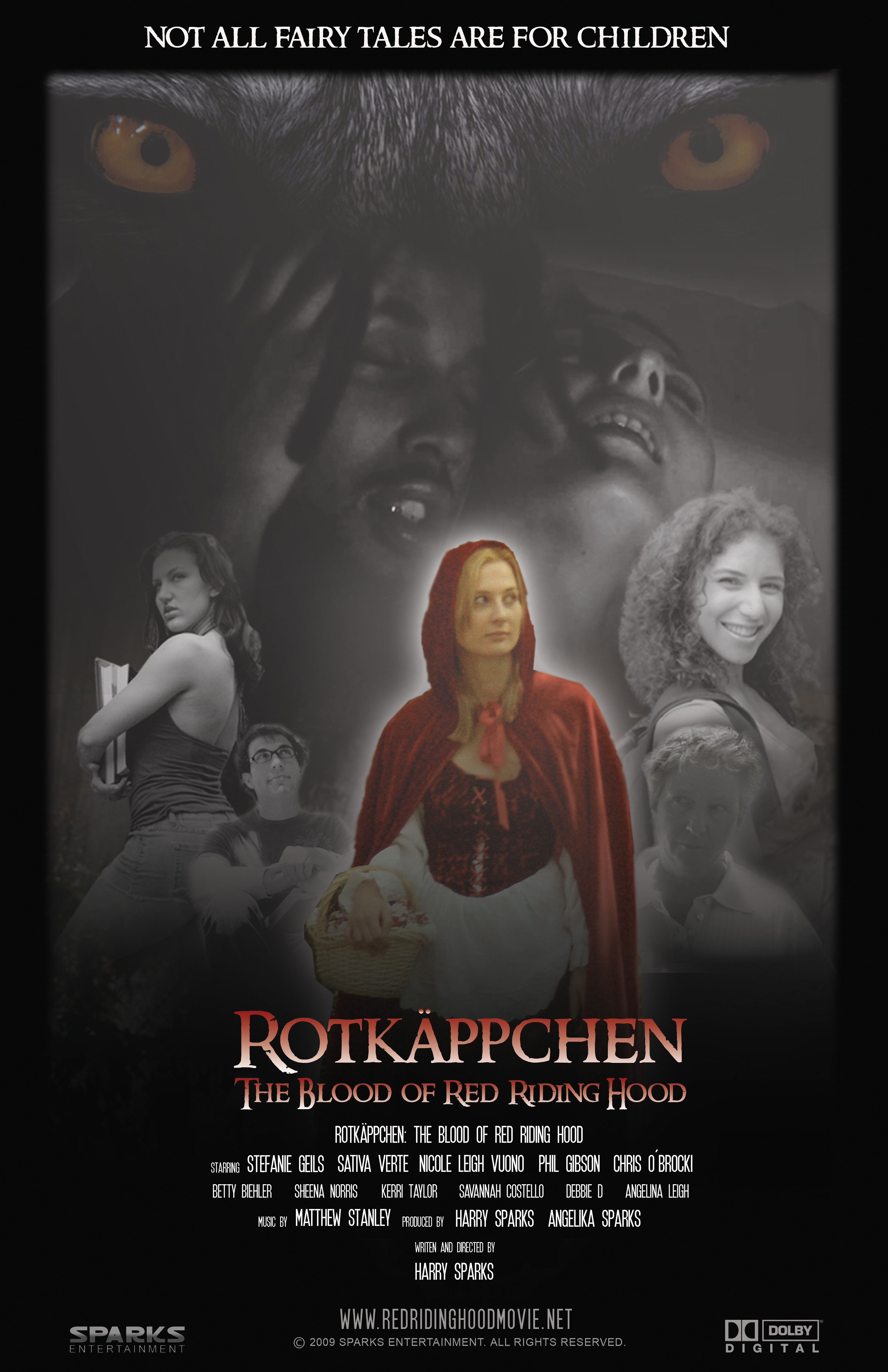 image Rotkäppchen: The Blood of Red Riding Hood Watch Full Movie Free Online