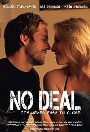 No Deal Poster