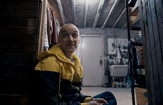 James McAvoy in Split (2016)