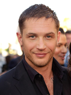 Tom Hardy at Inception (2010)