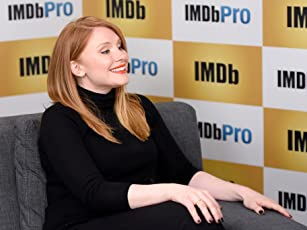 Bryce Dallas Howard sits down with IMDb to chat about her short film, which she says was a very personal story for her, and reveals that this was a family affair.
