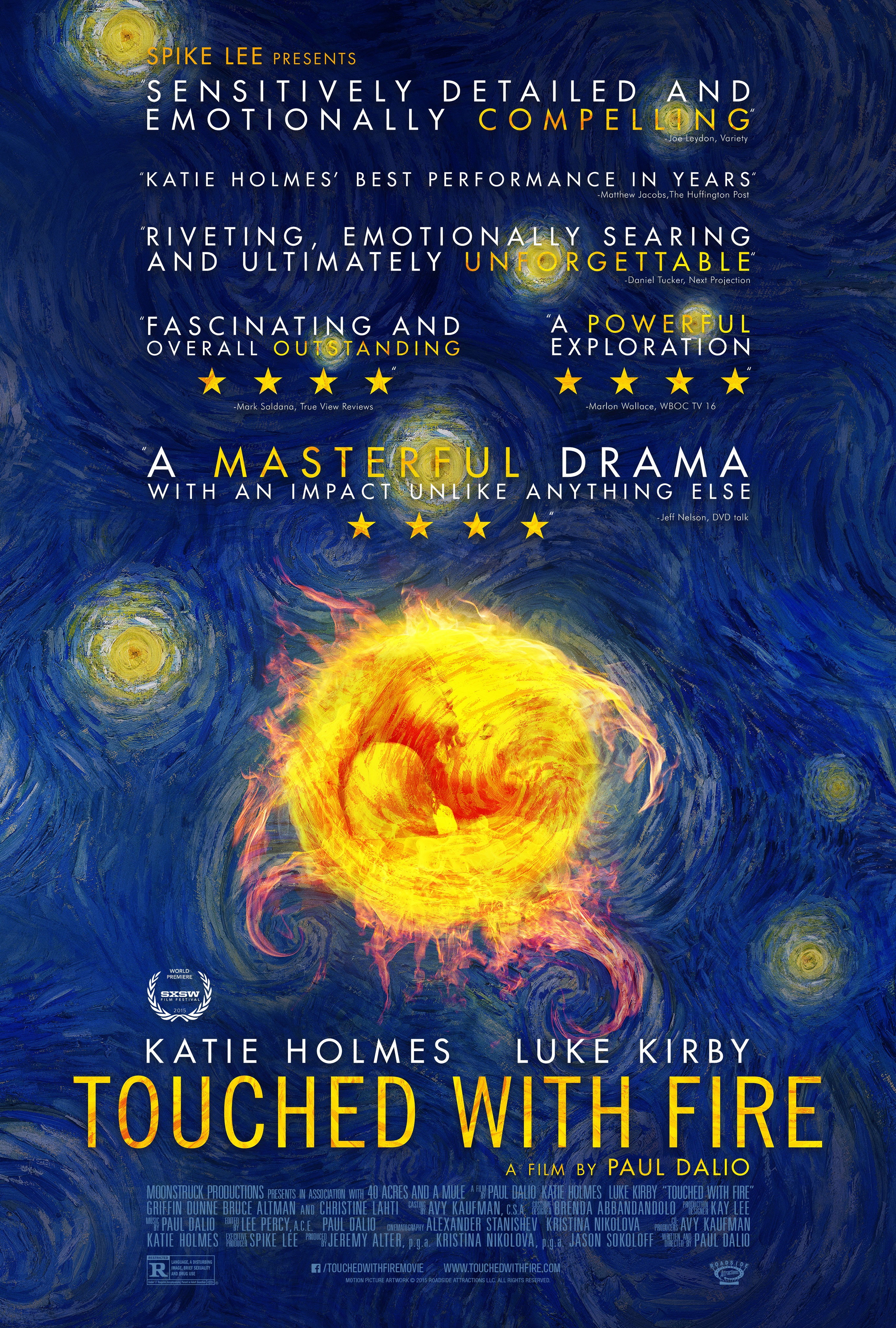 image Touched with Fire Watch Full Movie Free Online