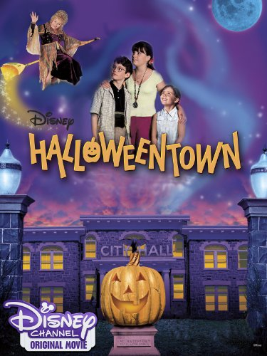Movie Poster for the first Halloweentown movie