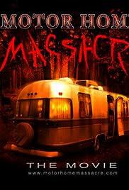 Motor Home Massacre Poster