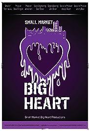 Small Market, Big Heart Poster