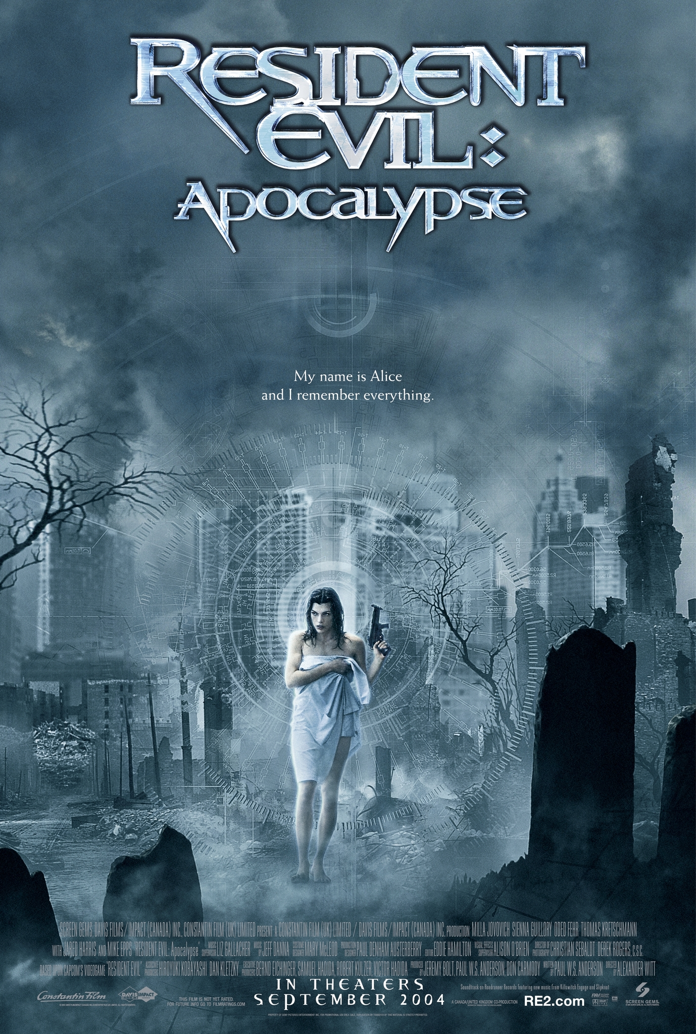 Resident Evil Apocalypse 2004 Hindi Dubbed