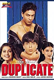 Duplicate 1998 Hindi 720p HDRip x264 AC3 -Hon3y 3GB
