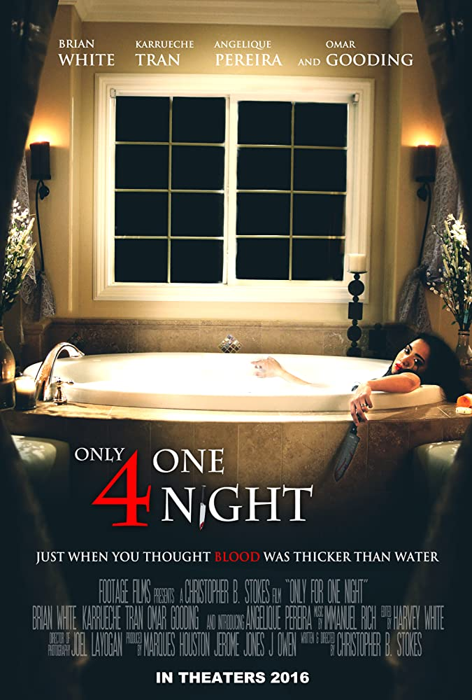 Only for One Night 2016 HDRip x264 300MB