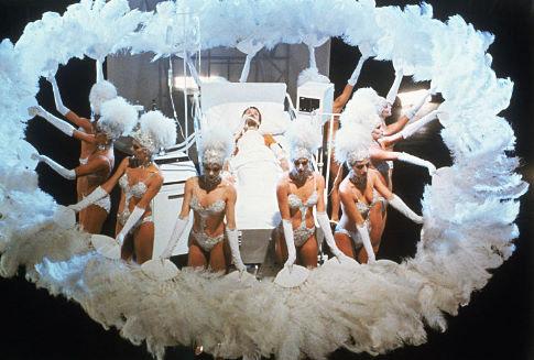 Roy Scheider in All That Jazz (1979)