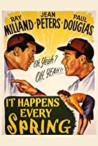 It Happens Every Spring (1949) Poster