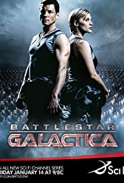 Battlestar Galactica Poster - TV Show Forum, Cast, Reviews