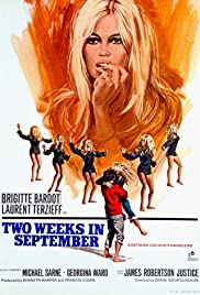 Two Weeks in September (1967) Poster - Movie Forum, Cast, Reviews