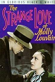 The Strange Love of Molly Louvain Poster