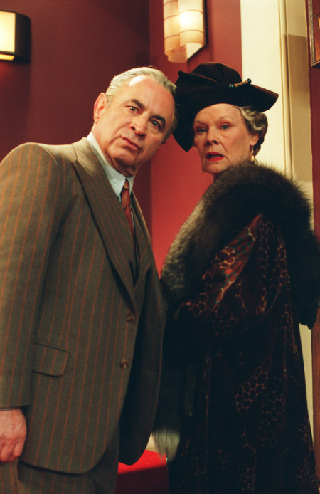 Judi Dench and Bob Hoskins in Mrs Henderson Presents (2005)