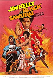 Black Samurai (1976) Poster - Movie Forum, Cast, Reviews