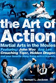 The Art of Action: Martial Arts in Motion Picture Poster